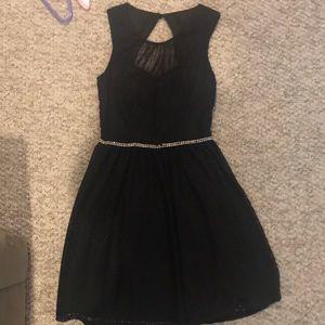 Black semi formal dress (never worn!)